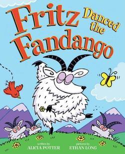 Fritz Danced the Fandango book