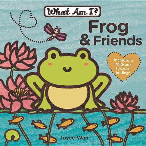 Frog and Friends book