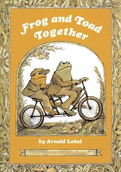 Frog and Toad Together book