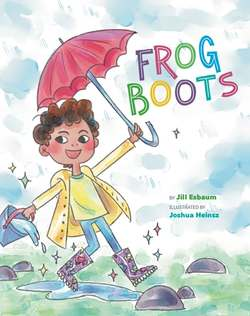 Frog Boots book