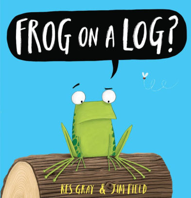 Frog on a Log? book