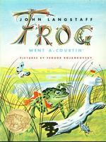 Frog Went A-courtin' book