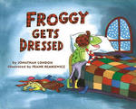 Froggy Gets Dressed book