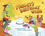 Froggy's Birthday Wish book