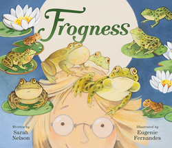 Frogness book