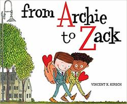 From Archie to Zack book