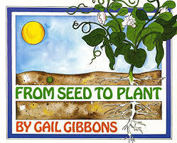 From seed to plant book
