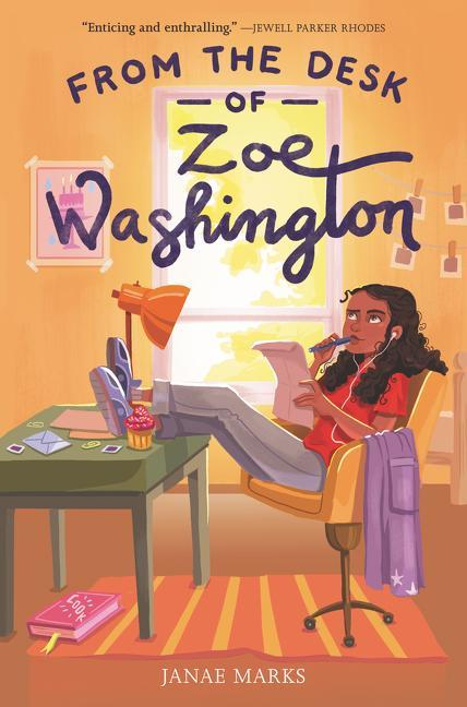 From the Desk of Zoe Washington book