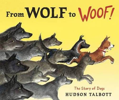 From Wolf to Woof! book