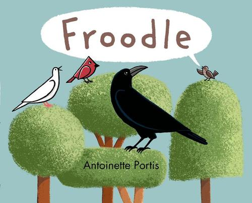 Froodle book