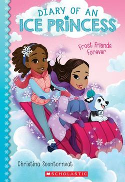 Frost Friends Forever book