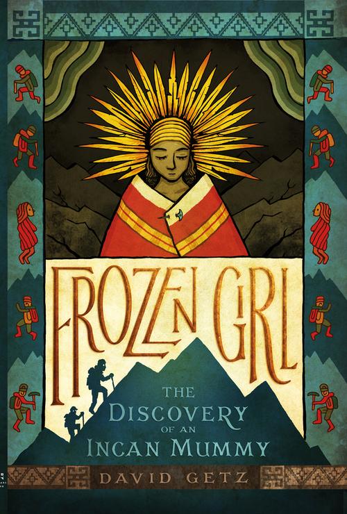 Frozen Girl book