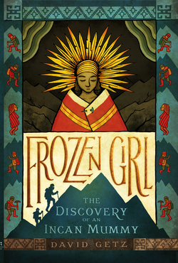 Frozen Girl book