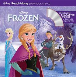 Frozen [With Book(s)] book