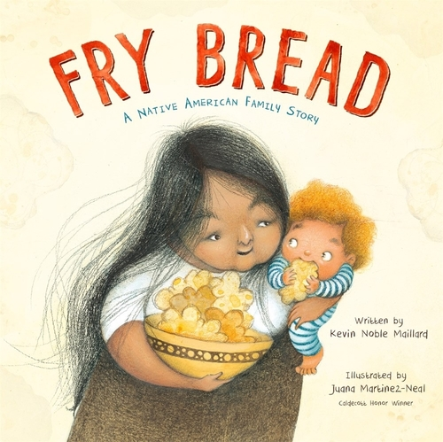 Fry Bread: A Native American Family Story book