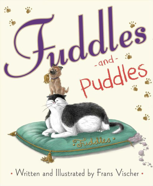 Fuddles and Puddles book