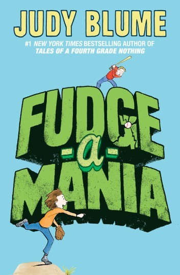 Fudge-a-Mania book