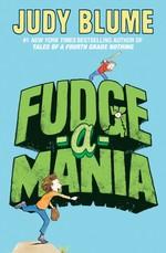 Fudge-a-Mania book