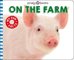 Fun Facts: On The Farm book