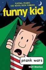 Funny Kid #3: Prank Wars book
