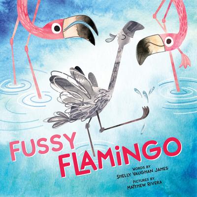Fussy Flamingo book