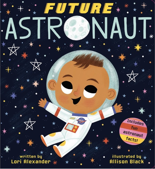 Future Astronaut book