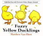 Fuzzy Yellow Ducklings book