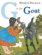 G Is for Goat book