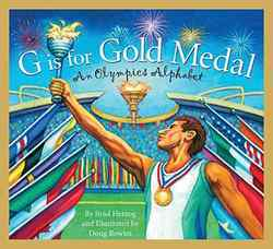 G Is for Gold Medal book