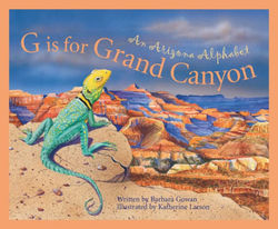 G Is for Grand Canyon book