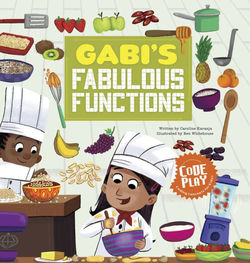 Gabi's Fabulous Functions book