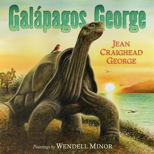 Galapagos George book