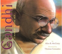 Gandhi book