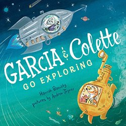Garcia and Colette Go Exploring book