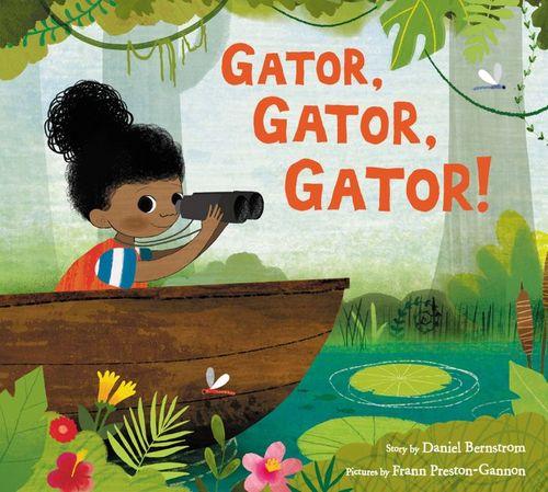 Gator, Gator, Gator! book