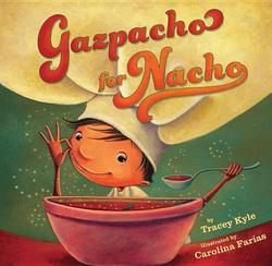 Gazpacho for Nacho book