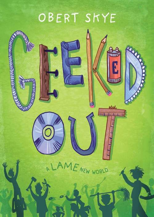 Geeked Out book