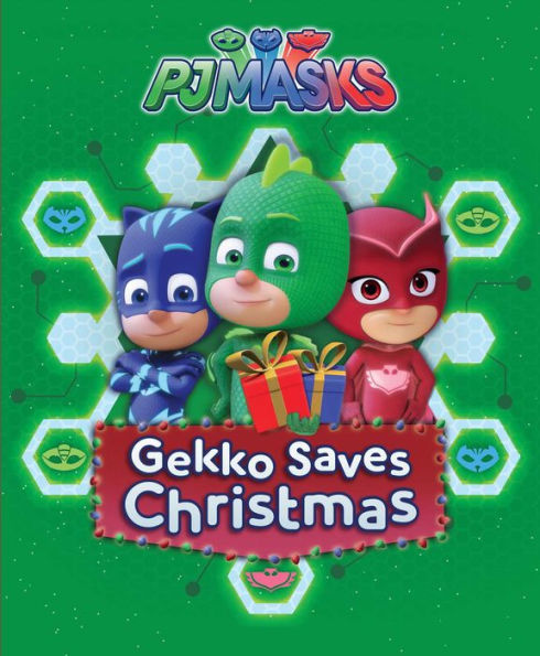Gekko Saves Christmas book