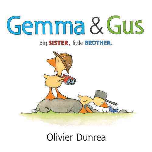 Gemma and Gus book