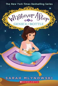 Genie in a Bottle book