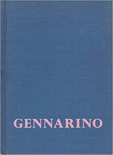 Gennarino book