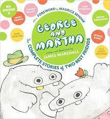 George and Martha book