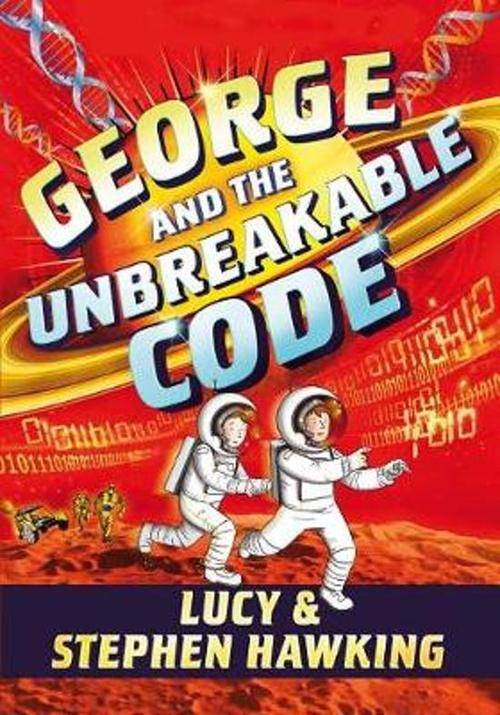 George and the Unbreakable Code book
