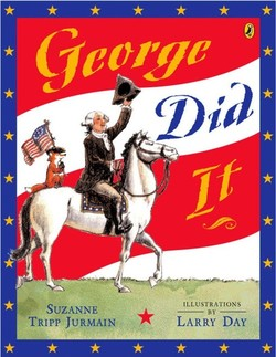 George Did It book