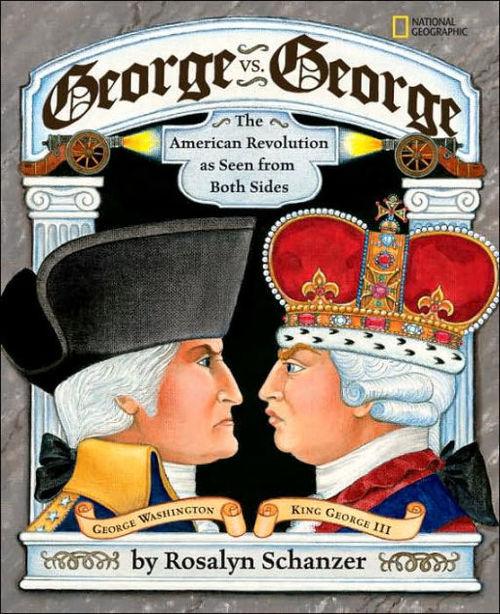 George vs George book