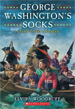 George Washington's Socks: A Time Travel Adventure book