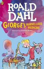 George's Marvelous Medicine book