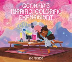 Georgia's Terrific, Colorific Experiment book