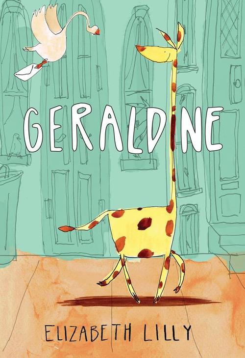 Geraldine book