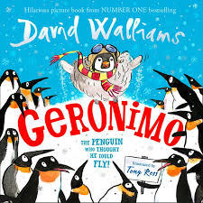 Geronimo book